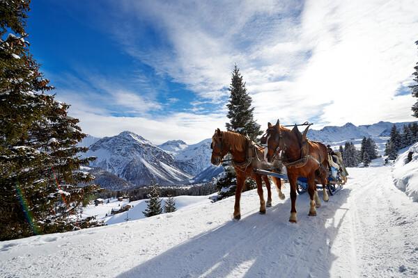 Relais & Châteaux - Ski - Suisse