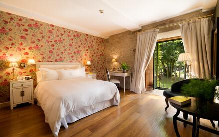 habitacion-a-quinta-da-auga-hotel-galicia