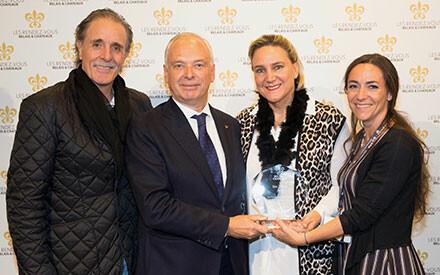 Orlane Spa Trophy : Javier Cruz, Las Mañanitas Hotel Garden Restaurant & Spa, Mexique