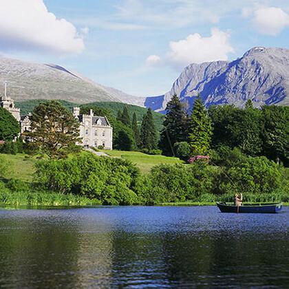 Inverlochy Castle