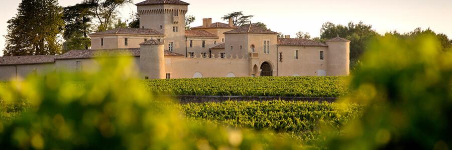 Relais & Châteaux - Château Lafaurie-Peyraguet - Lalique - Gironde