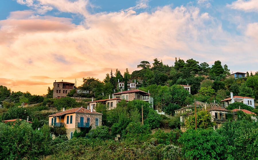Picturesque villages