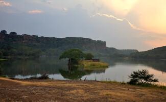 At the heart of Ranthambhore National Park