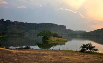 At the heart of Ranthambhore National Park