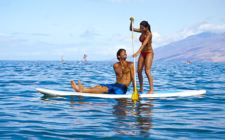 Hawaii-bound: get away from it all in the middle of the Pacific Ocean!