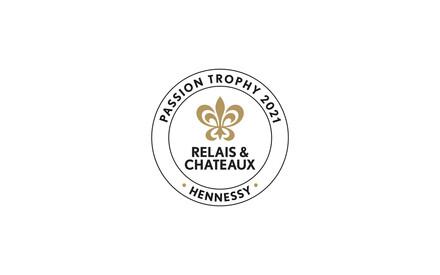 Relais & Châteaux et Hennessy remettent le trophée «Passion 2021» au restaurant Arnolfo situé à Colle di Val d'Elsa en Toscane