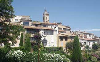 Mougins, Picasso's village