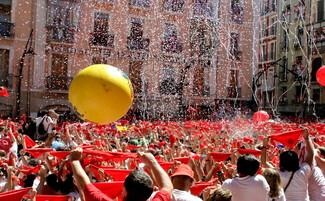 Празднование Сан-Фермина