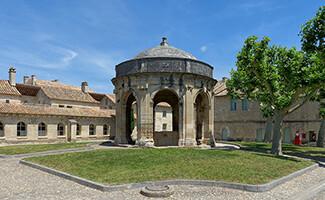 O Convento Cartuxo de Villeneuve lez Avignon