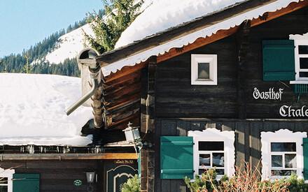 The ultimate alpine bolthole