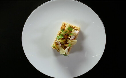One chef, one product:   tripe by César Troisgros