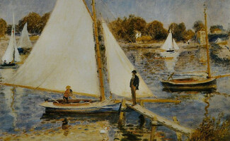 Argenteuil, the cradle of Impressionism