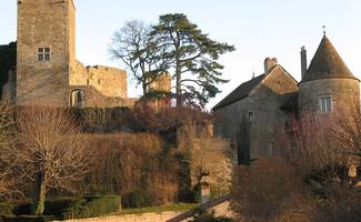 Brancion, medieval jewel