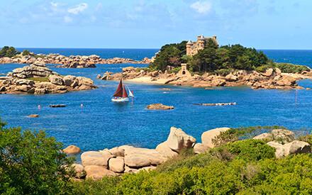 Unternehmen Sie diesen Sommer eine Entdeckungsreise durch Frankreich!