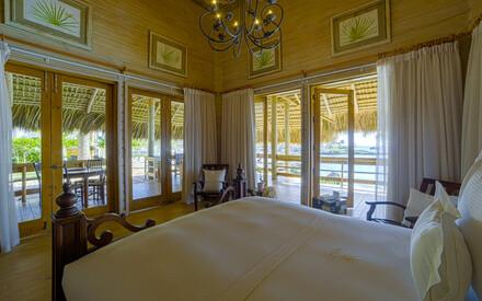 Two Bedroom Oceanfront Bungalow