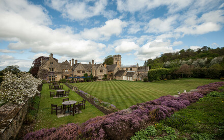 Buckland Manor, Great Britain