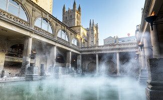 Roman Baths and Circus, Bath