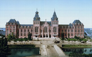 Rembrandt, Vermeer and the others, Rijksmuseum, Amsterdam