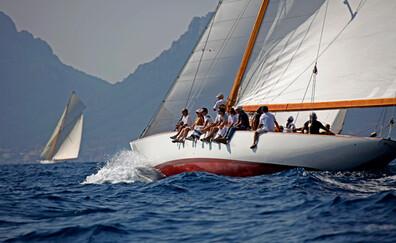 Attend the Voiles de Saint-Tropez regatta