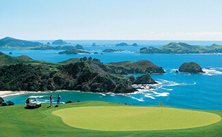 Golf de Cape Kidnappers
