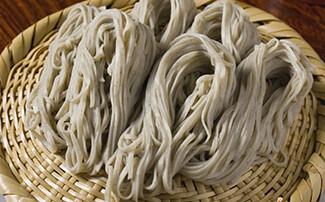 Les nouilles Soba, Matsumoto