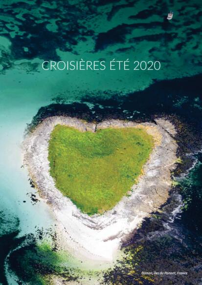 croisière Ponant et Relais & Châteaux