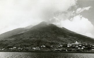 In the footsteps of Ingrid, Stromboli