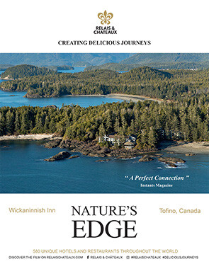 Nature's edge