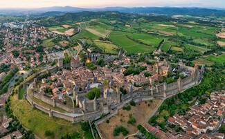 Carcassonne, Europe's largest fortress