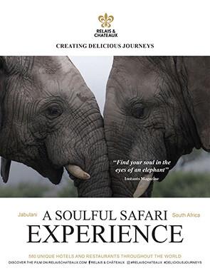 A soulful safari experience