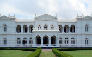 Masques et trésors du Musée national de Colombo
