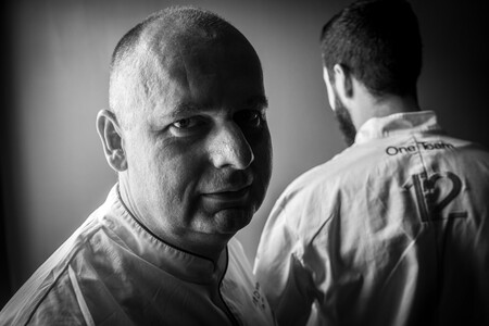 Chef Bart De Potter - Restaurant Belgium