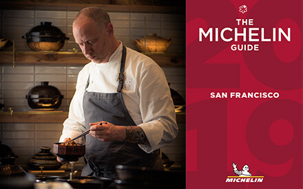 2019 San Francisco Michelin Guide: 3 stars for Single Thread Farm!