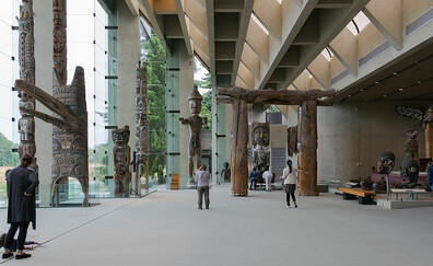 Discover the prestigious Museum of Anthropology (MOA)