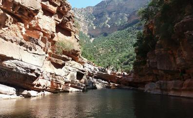 La Valle del Paradiso, eden lussureggiante