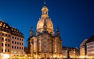 Собор Фрауэнкирхе, Дрезден
