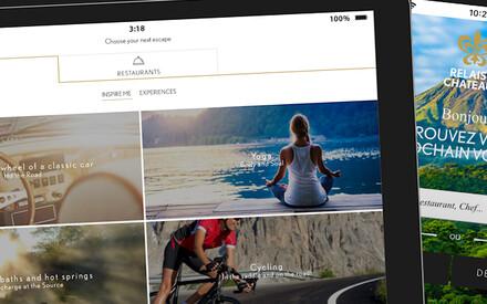 L'application Relais & Châteaux est maintenant disponible sur Android