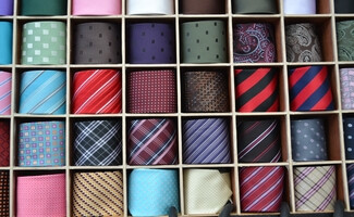 Robert Talbott's Ties, Carmel