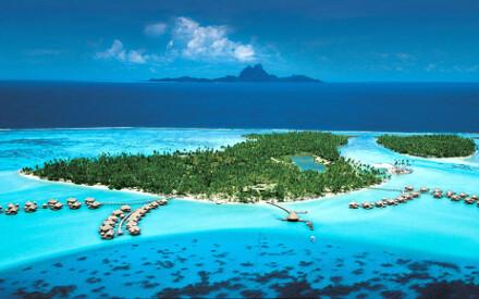 Lagons et criques d'exception: le paradis en turquoise !