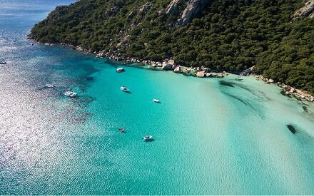 Riviera Francesa / C órsega