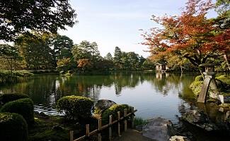 Kenroku-en, einer der schönsten Gärten Japans