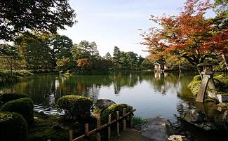 Kenroku-en, one of Japan's most beautiful gardens