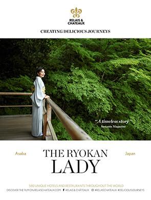 The Ryokan Lady