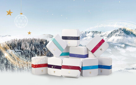 Coffrets cadeaux pour Noël : offrez de délicieux moments en Relais & Châteaux !