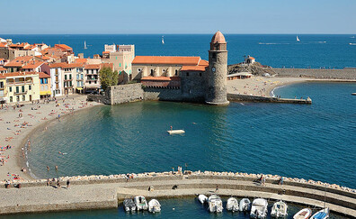 Collioure, the birthplace of Fauvism