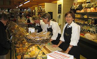 Produce from Teichhof, Ringgau Grandenborn