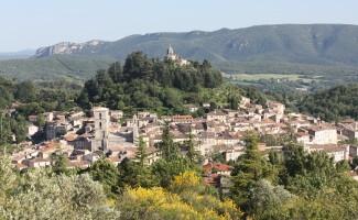 Visita a las destilerías y dominios de Provenza, Forcalquier