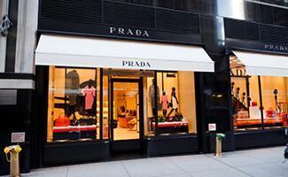 Boutiques et galeries de Madison Avenue
