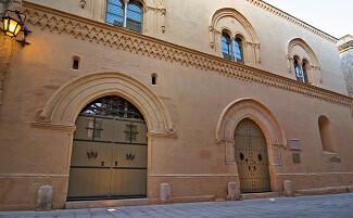 Sulle tracce di Olof Gollcher, Palazzo Falson