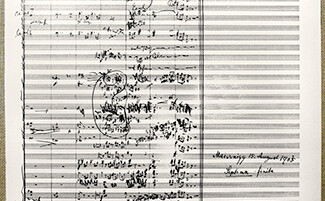 La Maison cachée de Gustav Mahler